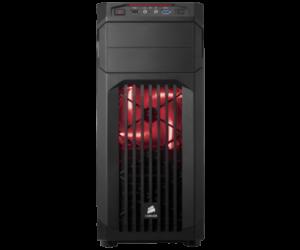מארז CORSAIR SPEC-01 RED LED