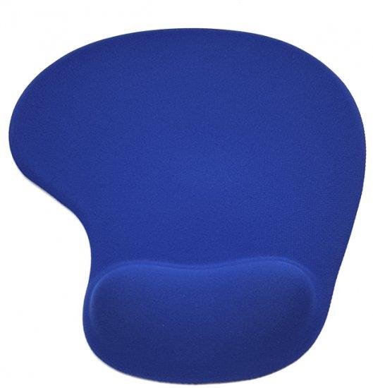 משטח ג'ל לעכבר Gold Touch E-PAD-B צבע כחול
