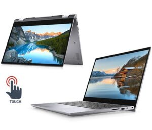 מחשב נייד DELL INSPIRON 5406 2IN1 14 TOUCH I5