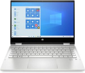 נייד HP Pavilion x360 i7-1165G7 16GB 1TB 14 FHD WIN10 3YOS