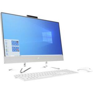נייח HP AIO 2E8H2EA 8GB 512NVME 23.8 FHD WHITE