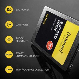 דיסק קשיח פנימי INTENSO SSD 480GB