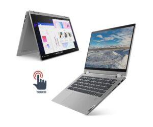 נייד Lenovo Flex 5 i7-1065G7 8GB 256NVME WIN10 MX330 14 Touch