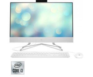 נייח HP AIO PAVILION 24 i5-10400T 8gb 256nvme DOS WHITE 1Y