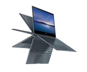 נייד ASUS ZenBook Flip UX363JA i7-1065g7 16gb 512NVME win10 13.3