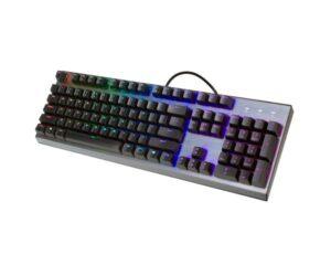 מקלדת COOLER MASTER CK350 RGB Mechanical Keyboard HEBREW+ENGLISH
