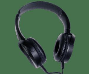 אוזניות + מיקרופון למחשב נייח/נייד/סלולרי/ קונסולות משחקים OPUS