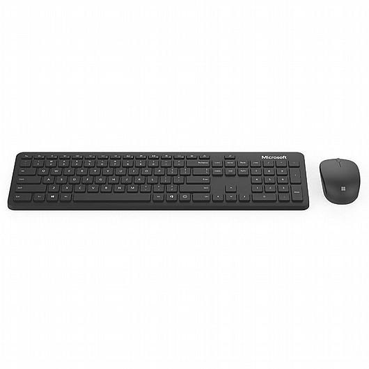 סט מקלדת ועכבר בלוטות' Microsoft Bluetooth Desktop for Business